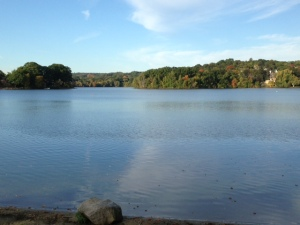 Spy Pond in Arlington MA - Frederic Tudor harvested ice here for his Boston-based global trade